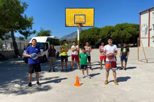 Temel Basketbol Eğitimi